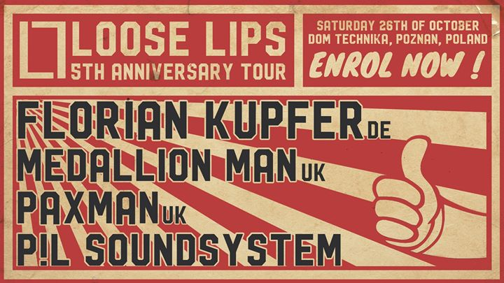 57044 image 71275165 2463105363778461 2655440767148883968 o - Loose Lips 5th Bday tour in Poznan w/ Florian Kupfer + more