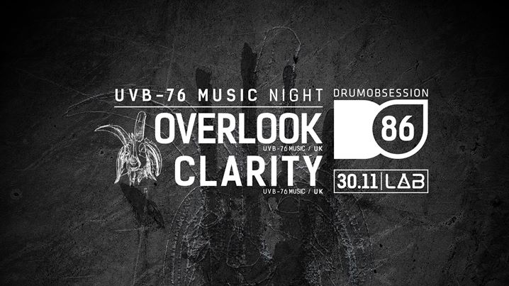 58304 image 75204461 2627005913986590 6220050270328455168 o - DrumObsession #86: Uvb-76 Music Night with Overlook & Clarity