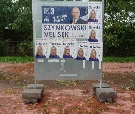"""a.ziolkowska 3 528x445 - Poznań: Wojna na plakaty wyborcze. """"Brak świadomości naszych potencjalnych parlamentarzystów"""""""