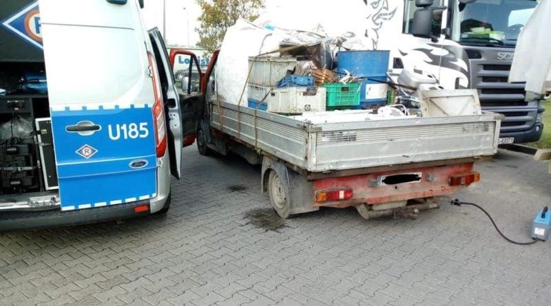Akcja SMOG fot. policja