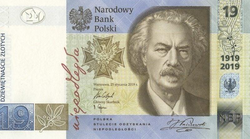 banknot_pwpw_strona_przednia fot. NBP