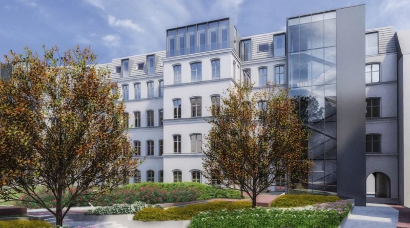centrum senioralne wizualizacje fot. ump 3 800x445 - W Poznaniu powstanie największe w Polsce Centrum Senioralne