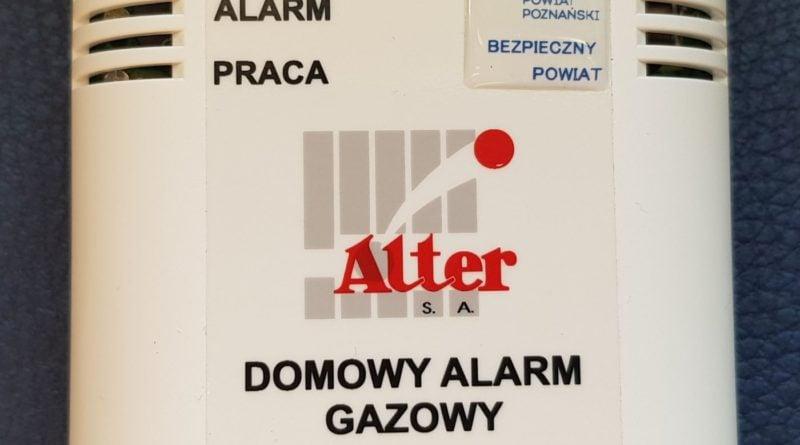 czujka 1 fot. pp 800x445 - Kalisz: Ofiara zatrucia tlenkiem węgla trafiła do szpitala