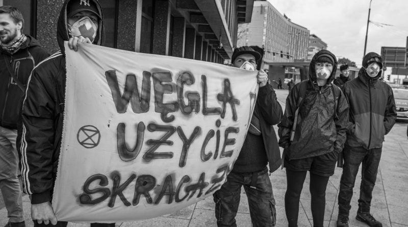 ekolodzy protest obóz dla klimatu fot. Radosław Sto (1)