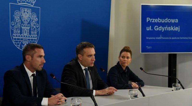 Gdyńska przebudowa fot. UMP