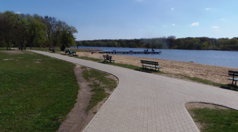 Jezioro Rusałka fot. POSiR
