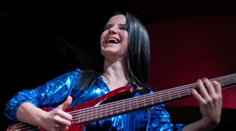 joanna dudkowska band fot. slawek wachala 28 of 34 800x445 - Joanna Dudkowska Band feat. Chuc Frazier. Było gorąco!