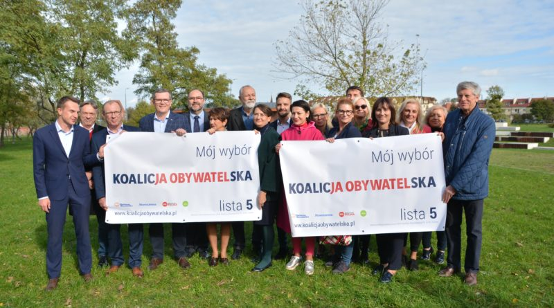 Koalicja Obywatelska wybory do Sejmu i Senatu 2019 fot. Karolina Adamska