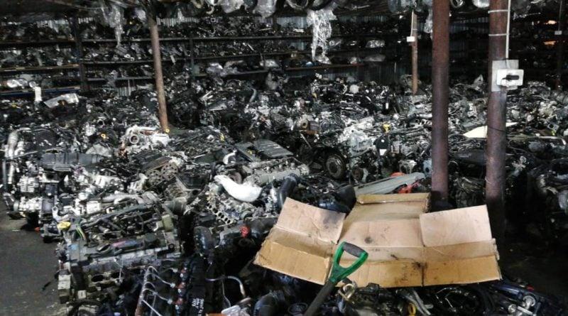 konin dziuple2 fot. kwp 800x445 - Konin: Kryminalni zlikwidowali kilkanaście dziupli samochodowych