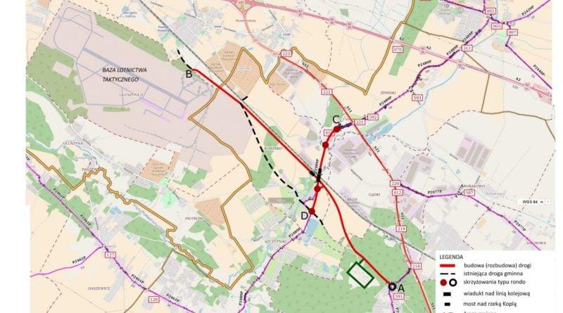 koninko 4 800x445 - Poznań: Nowe drogi na Krzesinach, w Borówcu i Koninku