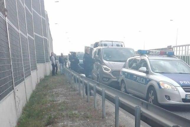 kontrola policji fot. kwp małopolska