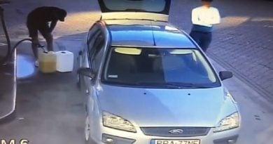 kradziez paliwa fot. kpp ostrow 390x205 - Ostrów Wielkopolski: Zatankowali paliwo i nie zapłacili