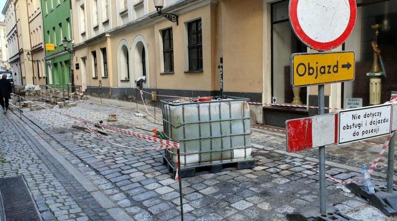 kramarska fot. ump 800x445 - Poznań: Rozpoczął się remont Kramarskiej