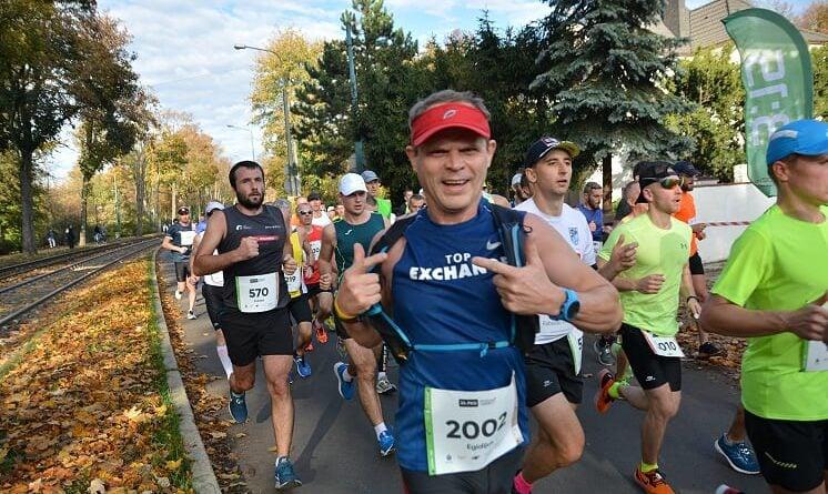 maraton 2019 10 fot.k.adamska 746x445 - 20. PKO Poznań Maraton: Cosmas Kyeva i Monika Stefanowicz pierwsi na mecie