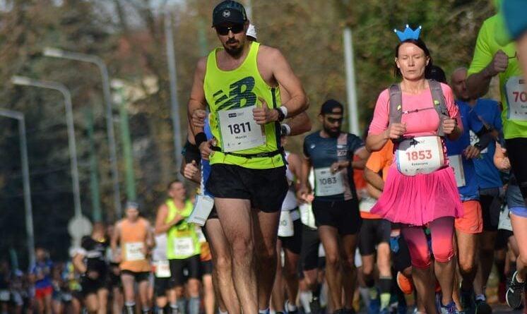 maraton 2019 16 fot.k.adamska 746x445 - 20. PKO Poznań Maraton: Cosmas Kyeva i Monika Stefanowicz pierwsi na mecie