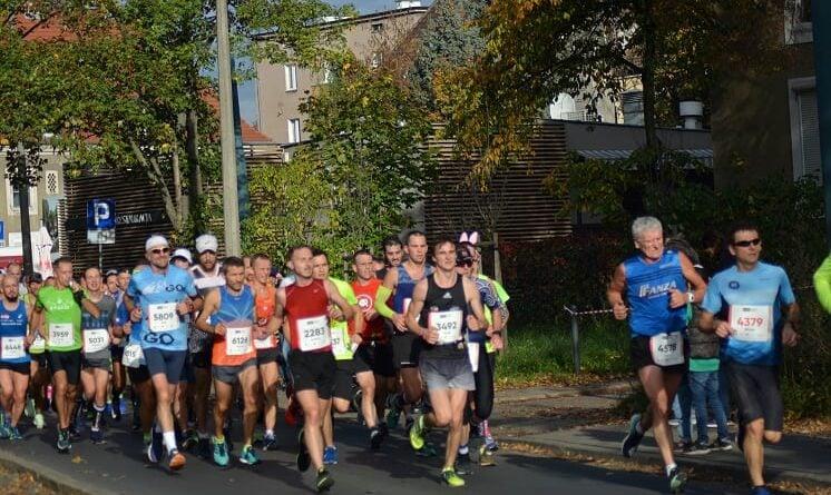 maraton 2019 7 fot.k.adamska 746x445 - 20. PKO Poznań Maraton: Cosmas Kyeva i Monika Stefanowicz pierwsi na mecie