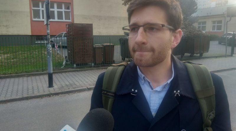 Marek Sajdok Młodzież Wszechpolska