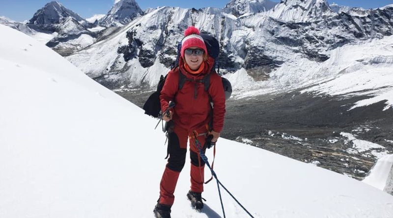 Milena Piasecka FB Great Himalaya Trail - Nepal 2019