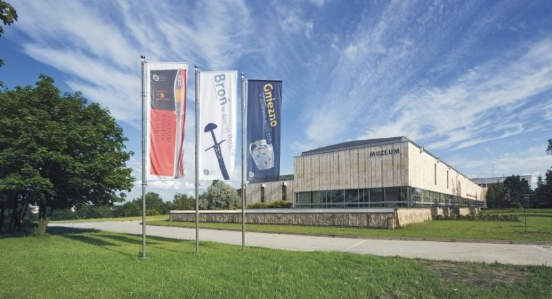 Muzeum Początków Państwa Polskiego fot. MPPP Gniezno