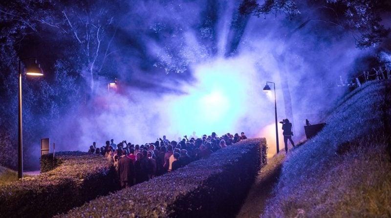 noc i mgla 800x445 - Poznań: Spektakl  interdyscyplinarny w Forcie VII