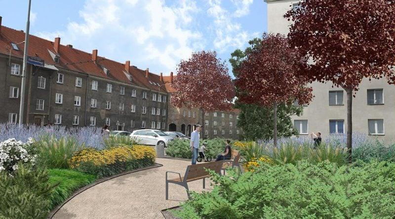 nowe skwery 4 fot. zdm 800x445 - Poznań: Nowe tereny zielone w mieście. Jeszcze tej jesieni!