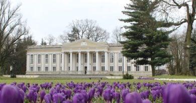 Pałac w Wolstynie fot. Wolsztyn.pl