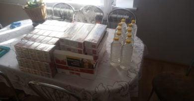 papierosy i alkohol bez akcyzy fot. kwp