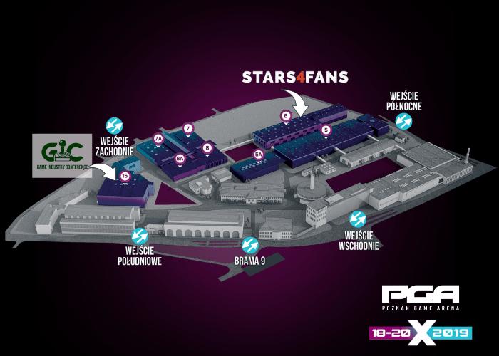 pga fot. mat. pras. - Poznań Game Arena (PGA). Zobacz co warto zobaczyć!