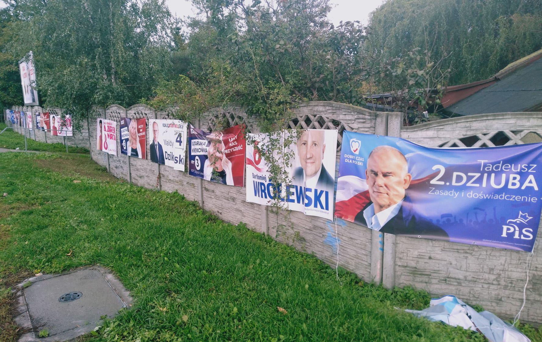 Poznań Wojna Na Plakaty Wyborcze Brak świadomości Naszych