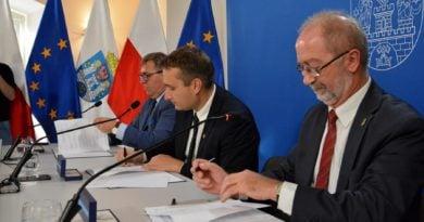 porozumienie tunel Junikowo fot. UMP