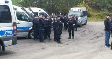 Międzychód: Podpalacz z Kaplina usłyszał wyrok