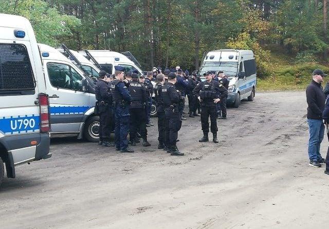 poszukiwania jacka d. 3 fot. policja miedzychod 640x445 - Międzychód: Podpalacz z Kaplina usłyszał wyrok