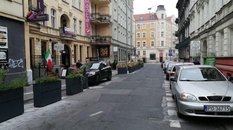 Poznań ulica Kwiatowa fot. Tomasz Dworek ROSM