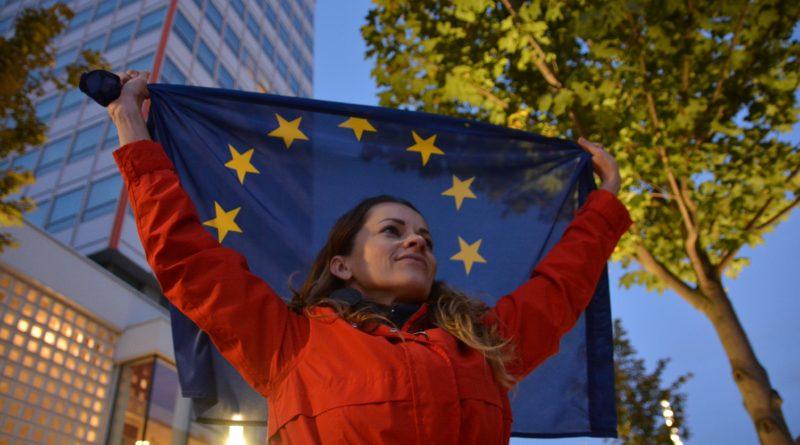 protest przed siedzibą Prawa i Sprawiedliwości fot. Karolina Adamska (3)