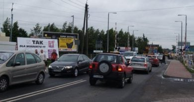 przejzd kolejowy junikowo 390x205 - Poznań: Protest jednego mieszkańca blokuje budowę tunelu na Junikowie