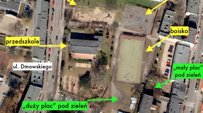 przyszly park 2 fot.rosl 800x445 - Poznań: Łazarz będzie miał nowy park