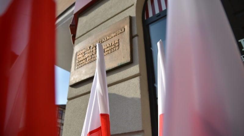 rocznica fot. karolina adamska 1 800x445 - Poznań: Obchody 63. rocznicy wybuchu Powstania Węgierskiego