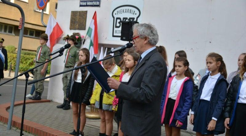 rocznica fot. karolina adamska 6 800x445 - Poznań: Obchody 63. rocznicy wybuchu Powstania Węgierskiego
