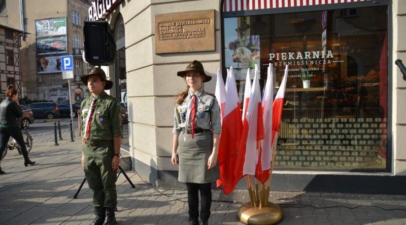 rocznica fot. karolina adamska 9 800x445 - Poznań: Obchody 63. rocznicy wybuchu Powstania Węgierskiego