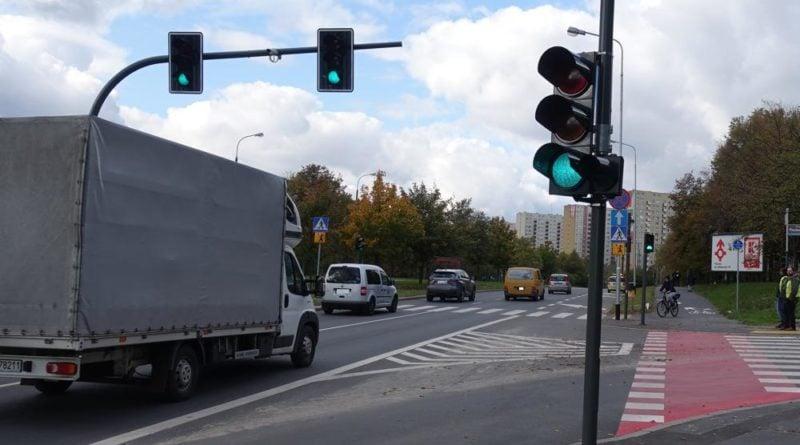 Serbska przejście dla pieszych fot. ZDM