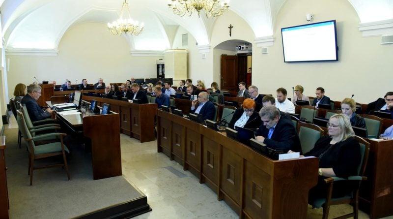Sesja Rady Miasta fot. UMP