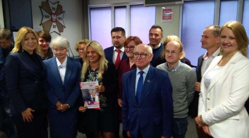 SLD wybory do Sejmu i Senatu 2019