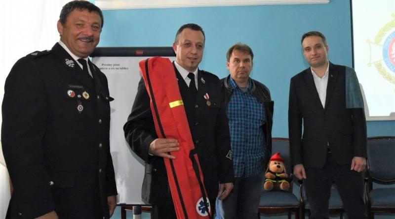 Strażacy sprzęt fot. UMP