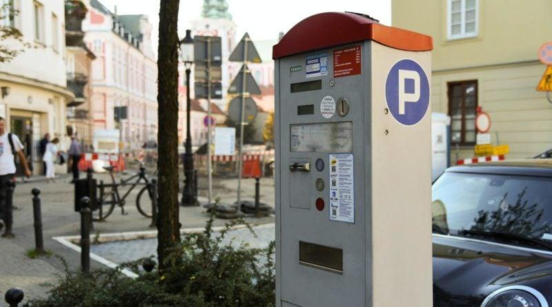 Strefa Płatnego Parkowania fot. UMP