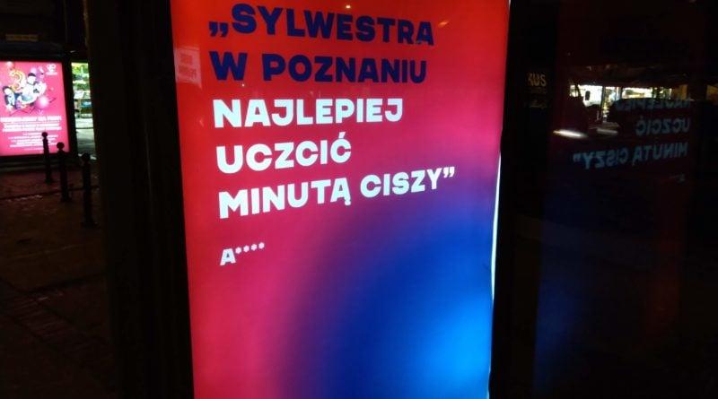 Sylwester w Poznaniu