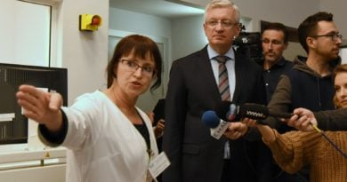 Szpital Raszei nowy sprzęt fot.UMP