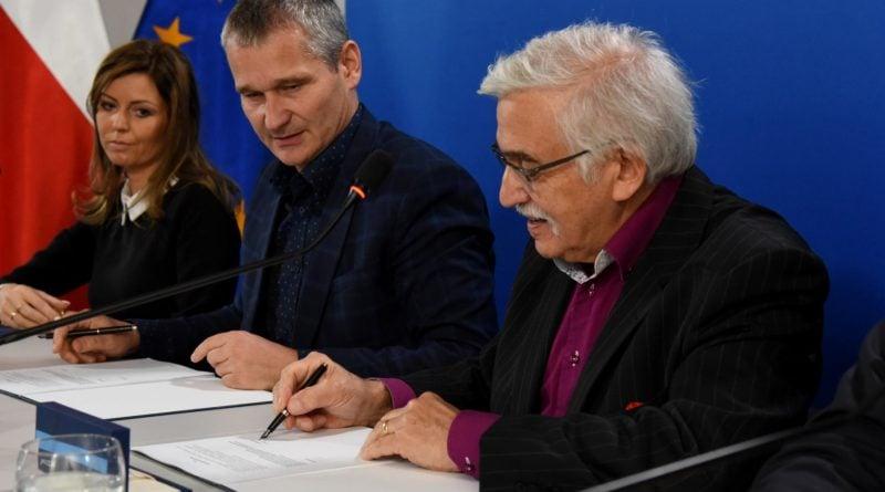 teatr muzyczny fot.ump  800x445 - Poznań: Umowa na budowę Teatru Muzycznego podpisana