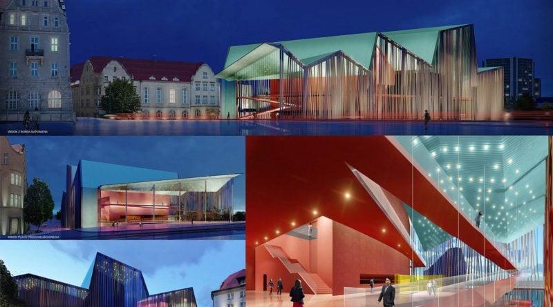 teatr muzyczny2 fot.ump  800x445 - Poznań: Umowa na budowę Teatru Muzycznego podpisana