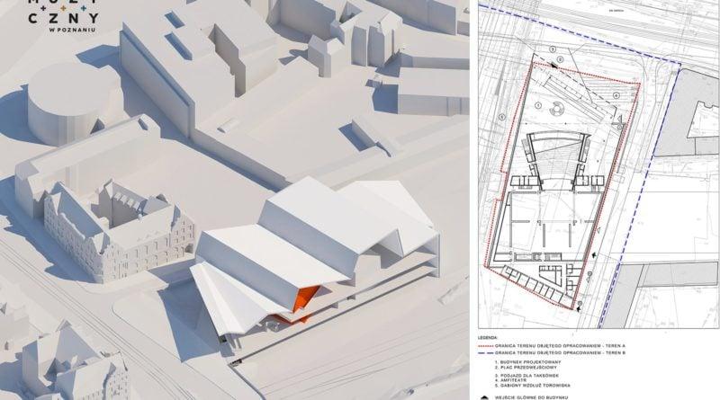 teatr muzyczny5 fot.ump  800x445 - Poznań: Umowa na budowę Teatru Muzycznego podpisana