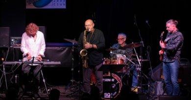 walk away fot. slawek wachala 18 of 55 390x205 - Zespół Walk Away:  jazz w najlepszym wydaniu